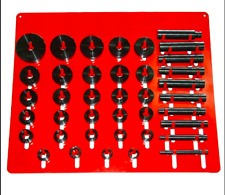 ATEC T-0220-39  39 PIECE MASTER BUSHING with peg board KIT