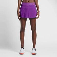 Nike Victory women's tennis skirt with liner - adult XL (UK 16) vivid purple