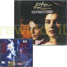 ELISA DI RIVOMBROSA RARO CD OST 2003 SEALED - SAVIO RICCARDI