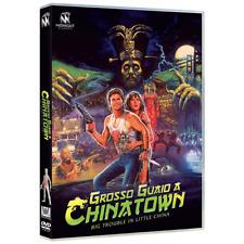 Grosso Guaio A Chinatown  [Dvd Nuovo]
