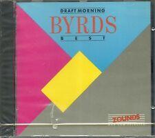 Byrds Draft Morning Best CD