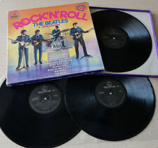 The Beatles & John Lennon - Rock'N'Roll (3xLP, + Box)