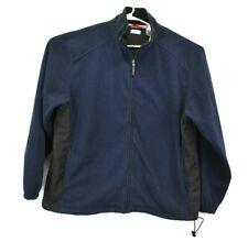 Izod Performan-X Men's XXL Fall/Winter Long Sleeve Fleece Full Zip Up Jacket