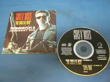 CD SINGLE GUNS N ROSES YOU COULD BE MINE FROM TERMINATOR 2 JUDGEMENT DAY