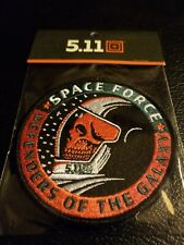 5.11 Tactical Space Force Morale Patch Defenders of The Galaxy out