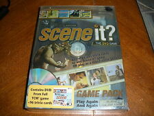 NEW Scene it The DVD game TURNER CLASSIC MOVIES EDITION
