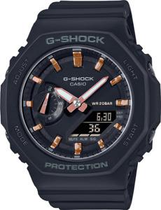 """Casio G-Shock GMA-S2100 """"Mini CasiOak"""" S Series Black Watch GMAS2100-1A"""