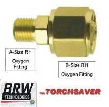Argon adapter fitting RH Argon x 1//8 Pipe Thread,MIG wire,TIG welder  PN A-402