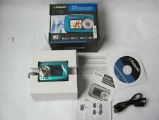Polaroid iF045 14.0MP Underwater Digital Camera - Blue (IF045BLUEKM)