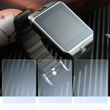 For ferfect Samsung DZ09 Smart Watch 9H TEMPERED Film Screen Protector 3 Pcs