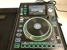 Denon DJ SC5000 Prime Controller Tested Working with Pro X flight case