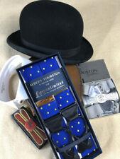 Albert Thurston Finest Braces (Suspenders) Barathea Patterns and stripes