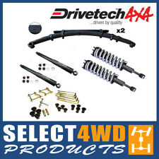 "TOYOTA HILUX 2005-ON 2"" LIFTKIT. DRIVETECH 50mm SUSPENSION LIFT KIT KUN26 GGN25"