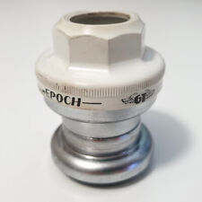 "GT Epoch 1"" threaded headset. White cap. 80's Vintage old school BMX. Dyno Japan"
