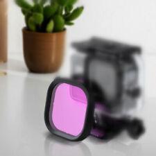 Diving Film Filter Lens Camera Accessories For GoPro Hero 8 Black Housing Case