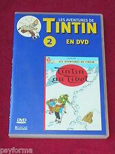 DVD N°2 Les aventures de TINTIN / Tintin au Tibet / TBE !!!