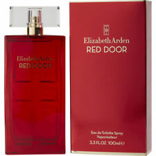 RED DOOR 100ml EAU DE TOILETTE SPRAY FOR WOMEN BY ELIZABETH ARDEN -- EDT PERFUME