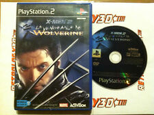 X-Men 2 - La Vengeance De Wolverine > Playstation 2 (PS2) > En Boite > PAL FR