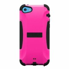 NEW TRIDENT AEGIS HARD SHELL TOUGH CASE COVER FOR APPLE IPHONE 5C - PINK / BLACK