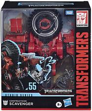 Transformers Studio Dark Of The Moon 8 Inch Figure Leader Class - Scavenger #55