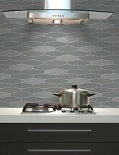 Home Decor Brick Kitchen Bathroom Foil Beauty 3D Wallpaper Sticker Tile