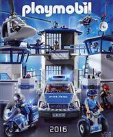 Playmobil Katalog 2016 Spielzeug Prospekt brochure toys catalogue jouets catalog