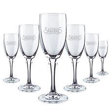 6 x Selters Glas / Gläser Wasserglas Trinkglas Gastro Bar Deko NEU