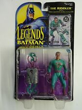 Batman - Legends of  (Blister) - The Riddler with Firing Question Mark Launcher
