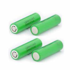 4/6PCS LG HE4 3500mah 2500mAh Li-ion 18650 HIGH DRAIN Rechargeable Battery Set