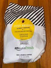 AmazonFresh Just Bright Ground Coffee, Light Roast, 32oz  FREE PRIORITY SHIP!