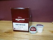 24 Count Box - Mezzaroma DONUT SHOP BLEND Coffee - Single Serve Cups