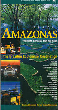 Brazil: Amazonas : Tourism, Ecology and Culture - Amazing English Guide Book