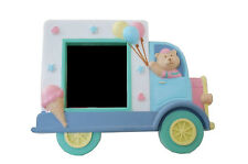 Ice Cream Truck Teddy Bear Picture Frame Children's Tabletop Frame