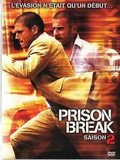 PRISON BREAK -  Integrale de la Saison 2 -  Coffret digipack 6dvd