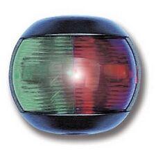 >12m Trem Round Black Navigation Light 12v 10w - Bi Colour