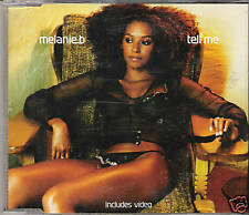 MELANIE B / SPICE GIRLS / TELL ME   / MCD