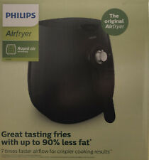 Philips Essential Air Fryer with Rapid Air Technology for Healthy Cooking