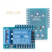 Relay Shield for Arduino WeMos D1 Mini ESP8266 Development Board New