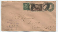1900 8ct Trans-mississippi on registered cover Boston MA [y5185]