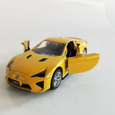 LEXUS LFA 1:38 Diecast Car Model  Collection Toy Gift