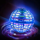 Electric Flying Orb Toy Flying Ball Toy Globe Shape Magic Controller Mini Drone