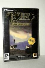ANOTHER WORLD 15TH ANNIVERSARY EDITION NUOVO PC CD ROM VERSIONE UK VBC 48165