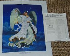 Dimensions Gold Collection Cross Stitch Kit 1494 - SWEET DREAMS ANGEL -