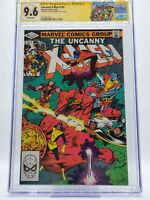 Uncanny X-Men #160 CGC SS 9.6 Signed by Chris Claremont! 1st Appearance of Magik