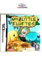 My Little Flufties Nintendo DS PAL/SPA Precintado Videojuego Nuevo New Sealed