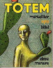 Fumetto TOTEM EDIZIONE NUOVA FRONTIERA ANNO 1980 NUMERO 3 BUONO/OTTIMO