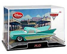 Disney Store Cars 2 Flo Die Cast Car In Collector's Case