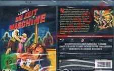 Blu-Ray THE TIME MACHINE 1960 Rod Taylor Yvette Mimieux George Pal Region B NEW