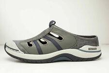 Sebago 8 Green Gray Men's Shoes Sandals