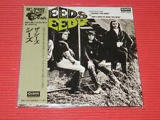 SEEDS THE SEEDS WITH BONUS TRACKS  JAPAN MINI LP CD